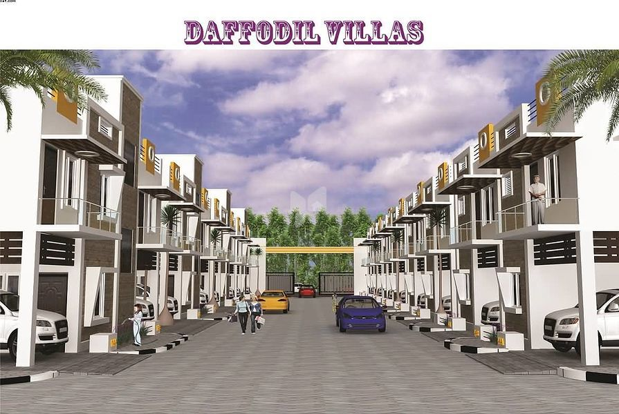 JMM Daffodil Villas - Elevation Photo