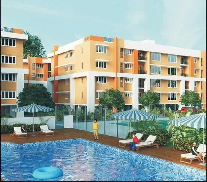 Sreevatsa Comfort Homes Phase IV - Elevation Photo