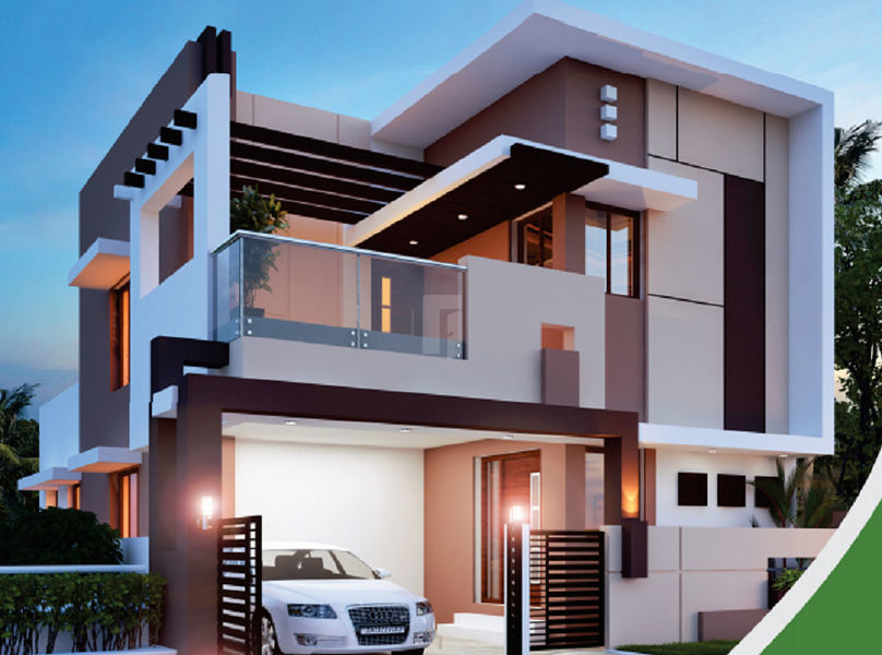Greennest Royal Residency - Elevation Photo