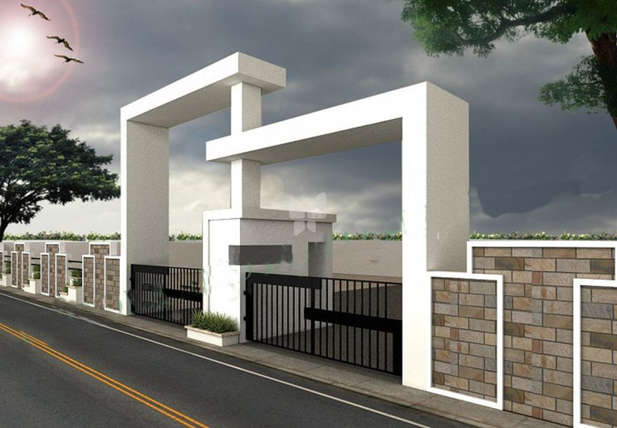 Girdhari Shadnagar plots - Elevation Photo