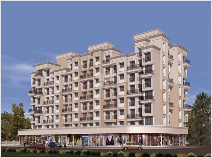 Gami Aradhana Apartment - Elevation Photo