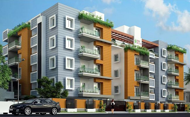 Whitefield Grand - Project Images