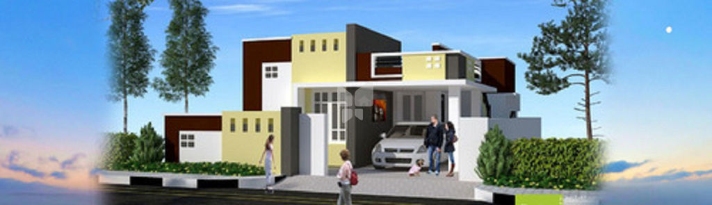 VG Independent House 2 - Elevation Photo