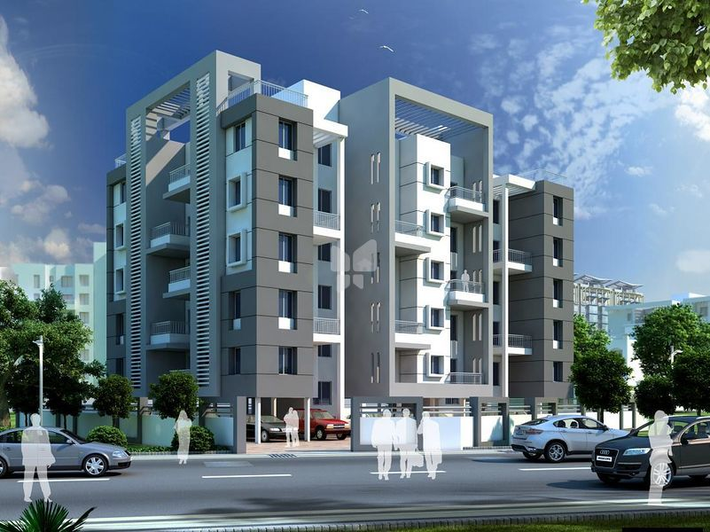B K Chavan Avdhut Residency - Project Images