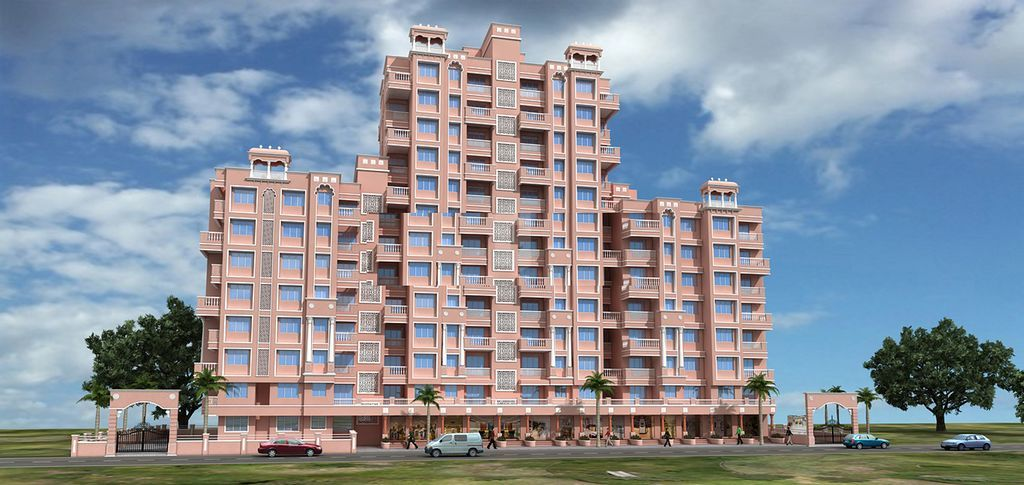 Ami Infra Pink City Trident - Project Images
