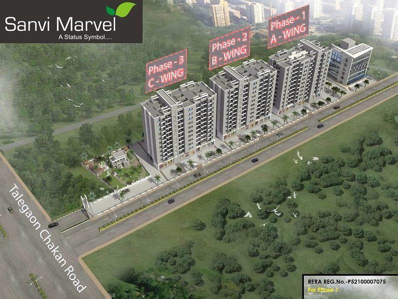 Sanvi Marvel - Project Images