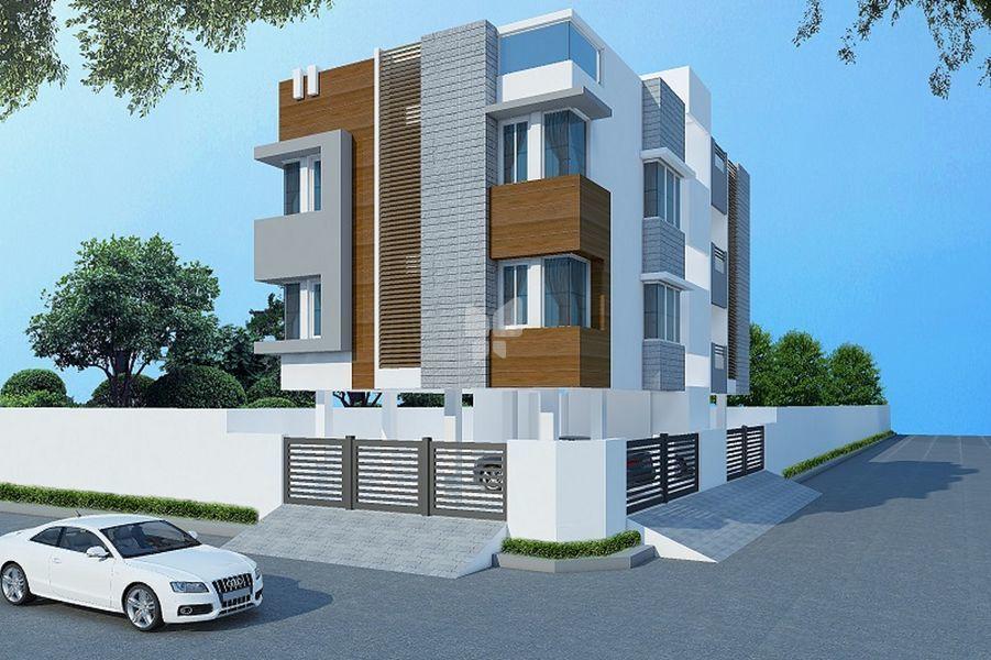 Akshayam Sai Arathi - Elevation Photo