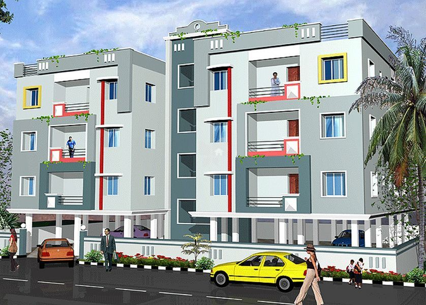 Sree S V Sai Krishana Nilayam - Project Images