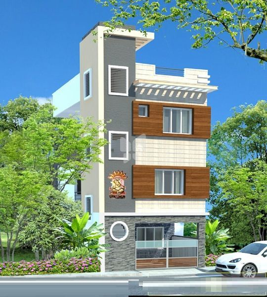 Vijayalakshmi Laggere Apartment - Elevation Photo