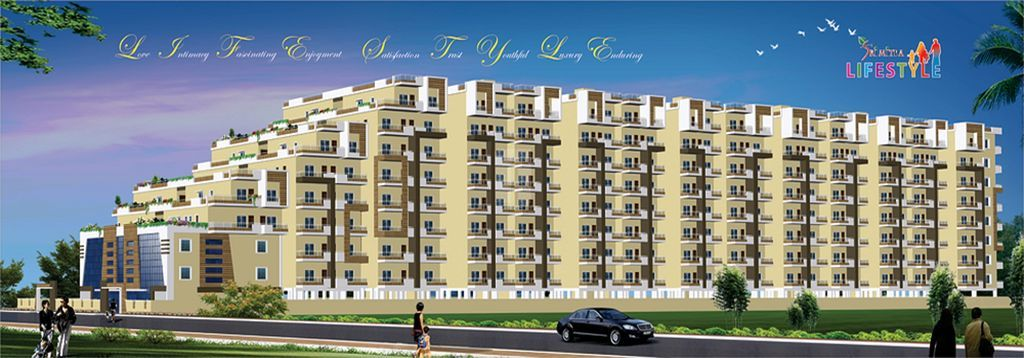 Srimitra Lifestyle - Project Images