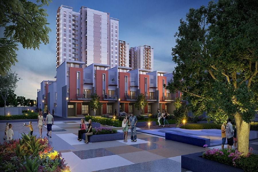 Shriram Auburn District - Project Images