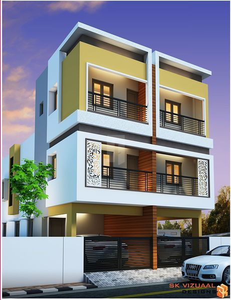 SP Avenue Semi Individual House - Project Images