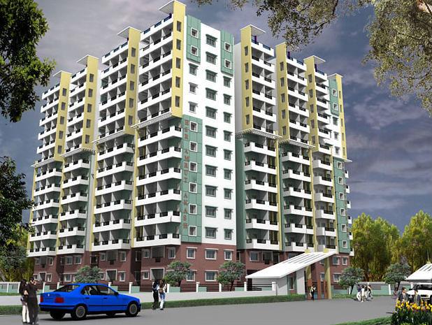 HSR Amrut Akash - Project Images