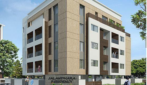 Gatala Jalandhara Residency - Project Images