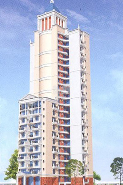 Aditya Apoorva Apartment - Elevation Photo