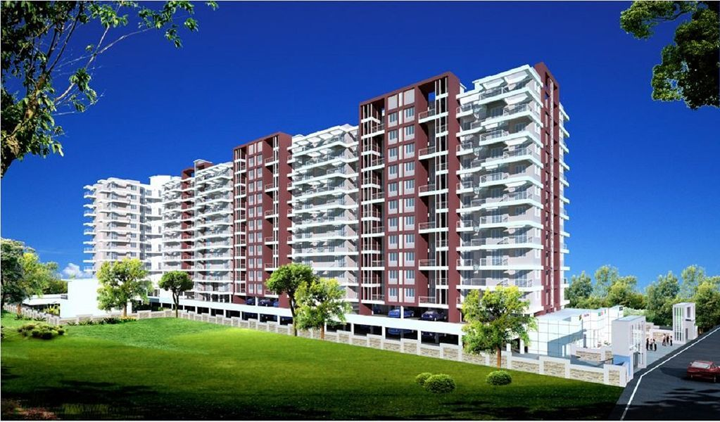 Prime Space Utsav Homes Bhosari - Project Images