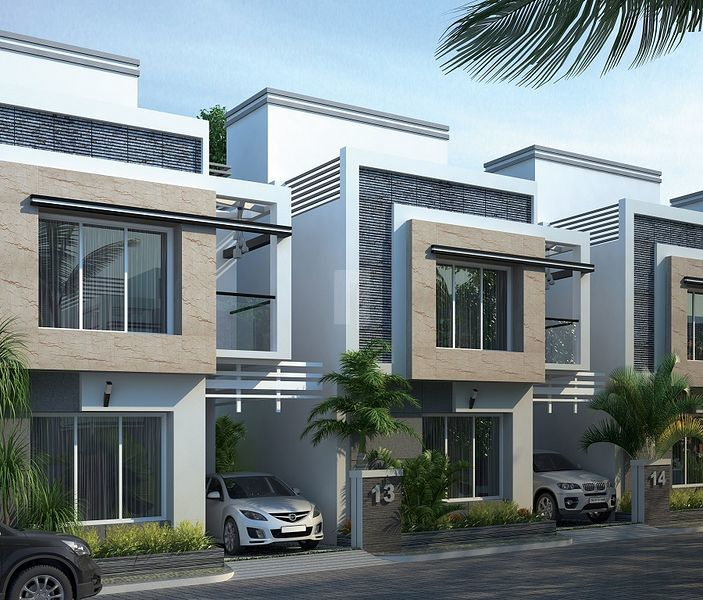 SVVD Aspen Villa Phase 2 - Project Images