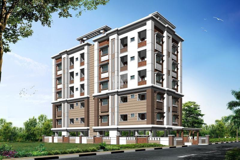 Vamsiram Jyothi Habitat - Elevation Photo