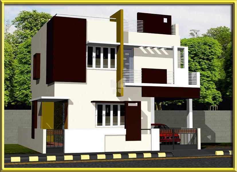 Nirman Residential Layout - Elevation Photo
