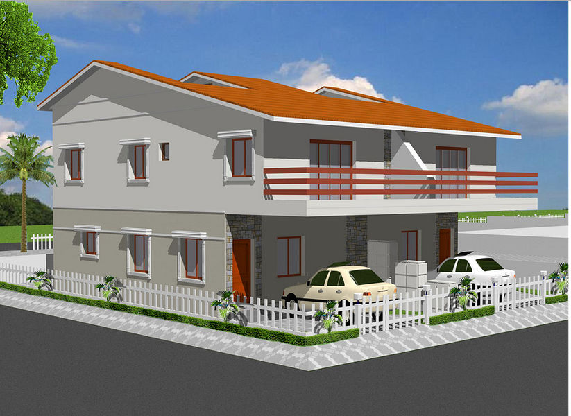 Whispering Villas - Elevation Photo