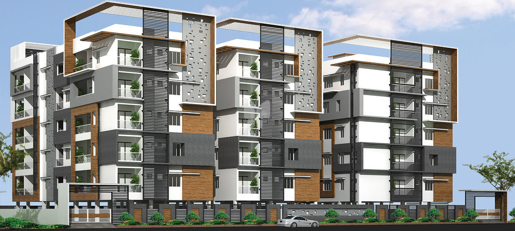Suryadev Urban Ville Lakshmi Venkatramana Homes - Project Images