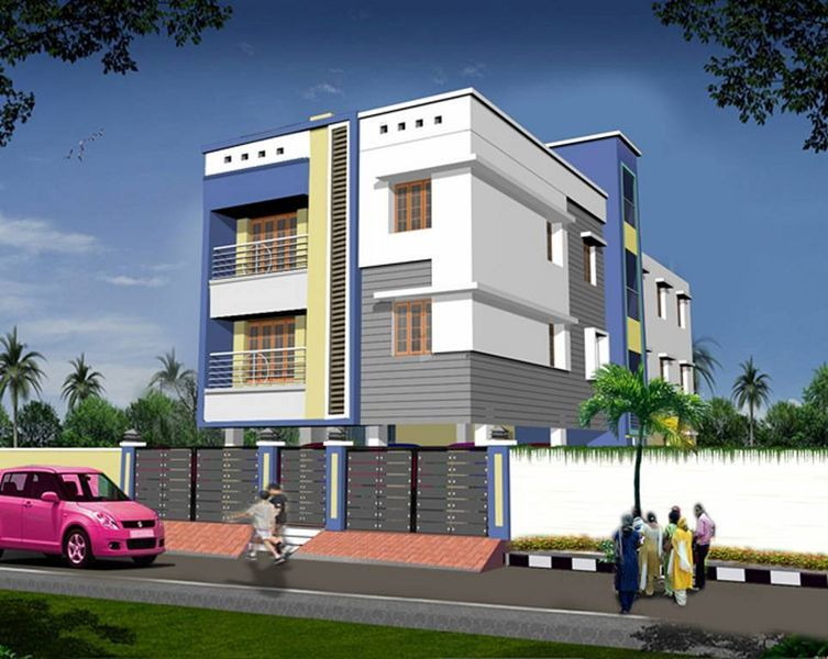 ML Homes Pvt Ltd Arunachala Enclave - Elevation Photo