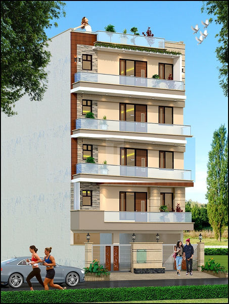 Y. K. Aggarwal Homes - Project Images