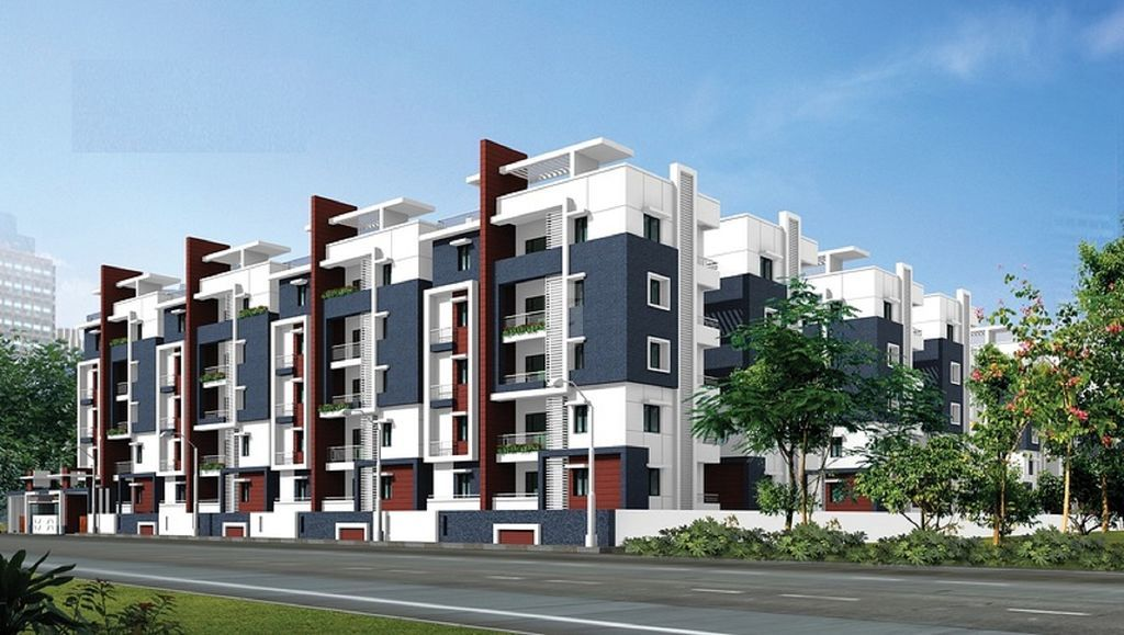 Savitri Balaji Ashirvaad Elite - Elevation Photo