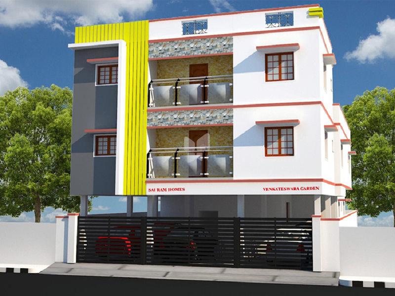 Sai Ram SV Nagar - Elevation Photo