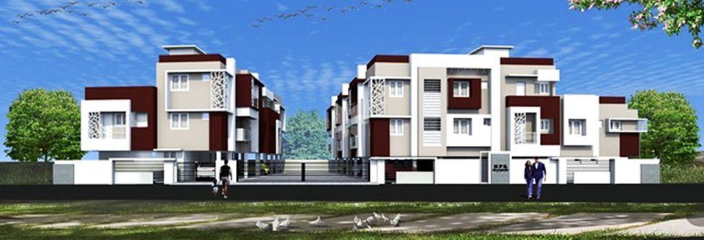 HPK Star Apartments - Elevation Photo