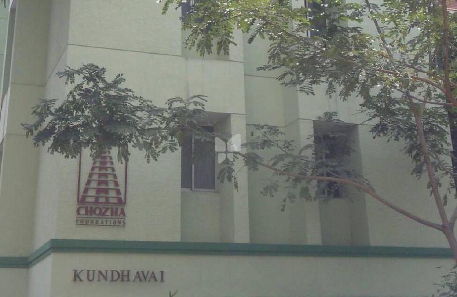 Chozha Kundhavai - Elevation Photo