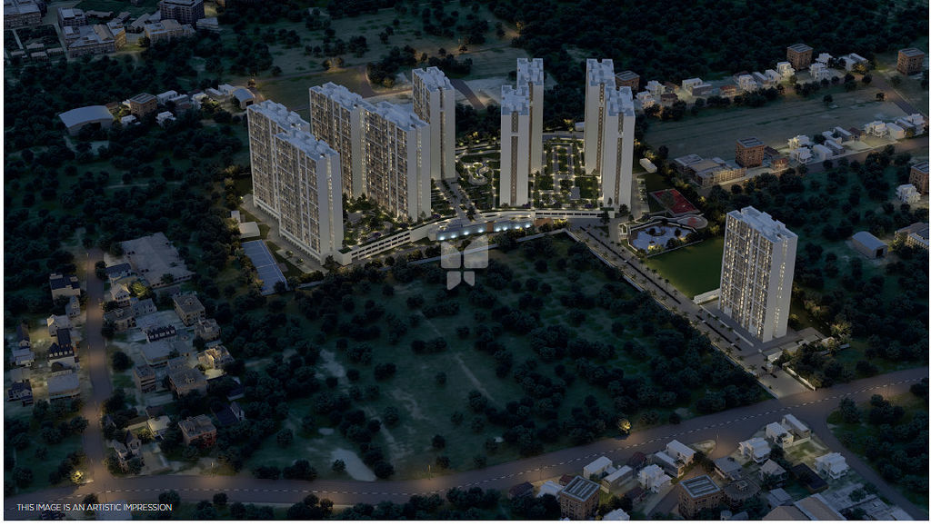 Sobha Dream Gardens - Elevation Photo