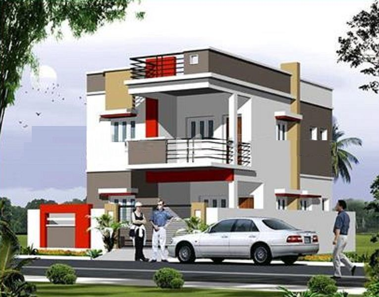 V N Sri Sai Villa - Project Images