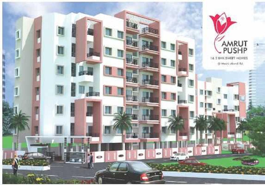 Moraya Amrut Pushp - Project Images