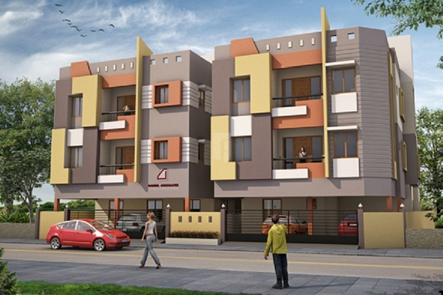 S S Sai Homes - Project Images