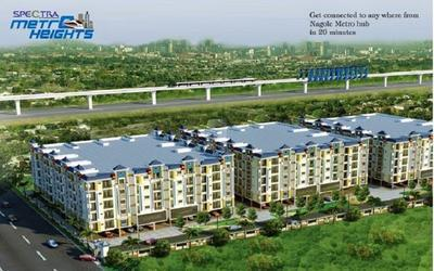spectra-metro-heights-in-nagole-elevation-photo-ell
