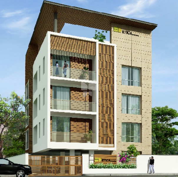 Etica sapthagiri in kotturpuram chennai price floor for Apartment plans and elevations