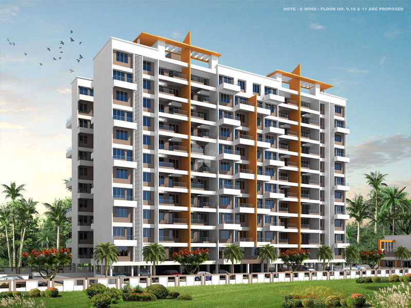 Lunkad Akash Towers - Project Images
