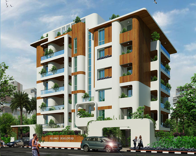 Reliance Avan's Florenza - Project Images