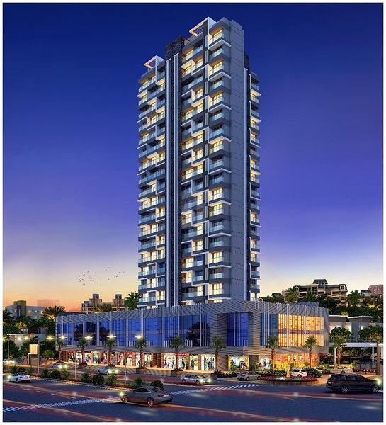 Drashti Sai Plaza - Project Images