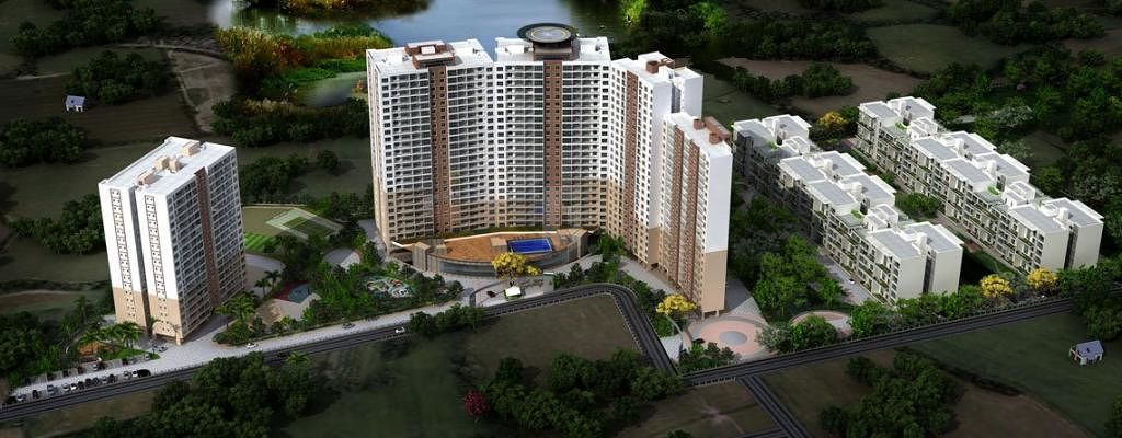 Shriram Chirping Woods - Project Images