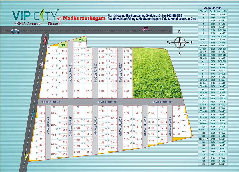 VIP SMA Avenue Phase 2 - Master Plan