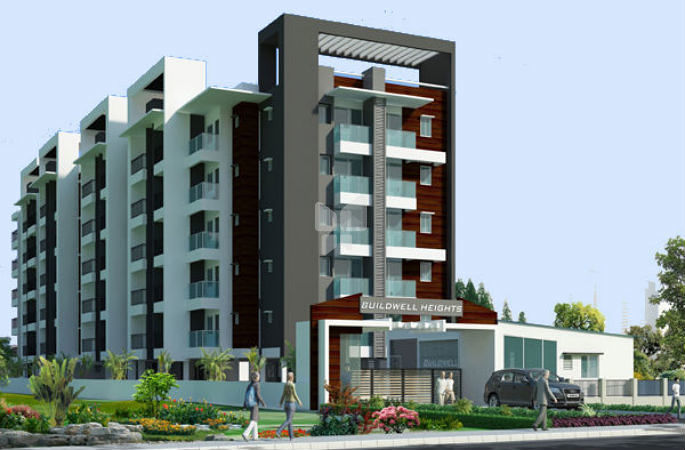Buildwell Heights - Elevation Photo