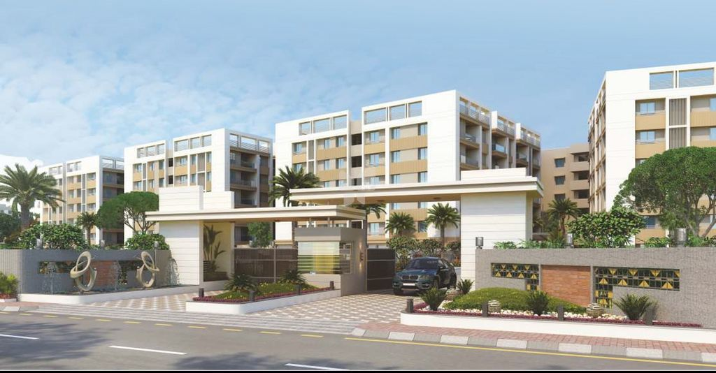 Vaidehi Nivas Golden Palms - Project Images