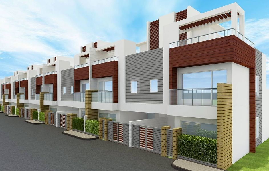 Airwil Smart Ville - Project Images