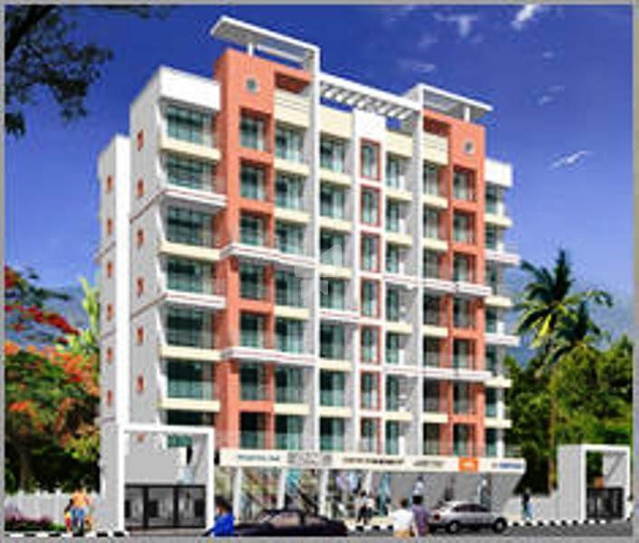 Vasani Residency - Elevation Photo