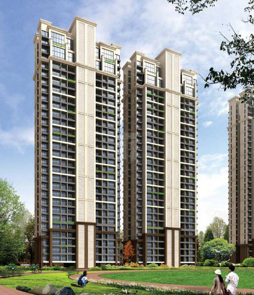 Indiabulls Greens 4 - Project Images