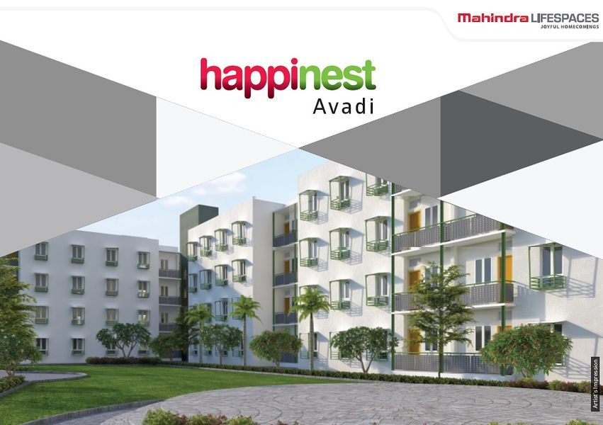 Mahindra – Happinest Avadi Phase 2,3 & 4 - Project Images
