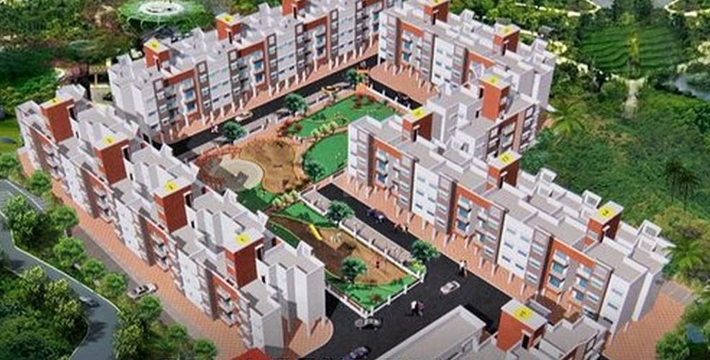 Loktrayashray Roha Residency - Project Images
