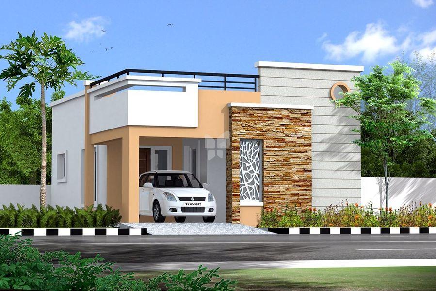 Vishakha Premium Villas - Elevation Photo